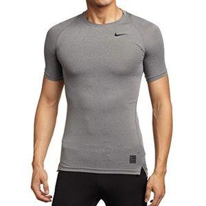 New Nike – Baselayer Cool Dri-Fit Tee BLACK/WHITE